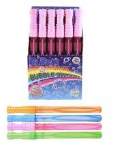 60x Burbuja espadas Surtido Colores Burbuja Magic Caja 36 cm Reino Unido SLR 110 ML Al Por Mayor