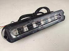 6 COB LED Car Truck Emergency Hazard Warning Flash Strobe Light Bar Amber&White
