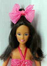 Barbie Doll African American Midge Happy Family Neighborhood Redressed Lovely