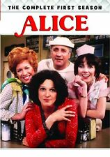ALICE : THE COMPLETE FIRST SEASON 1 (3 disc) - (1976) Region Free DVD - Sealed