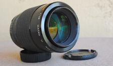 Nikon Lester Dine 105mm F2.8 AIS portrait macro close up lens for digital film