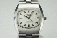 Longines Conquest Electronic Cal.7212 anni70 Swiss Made