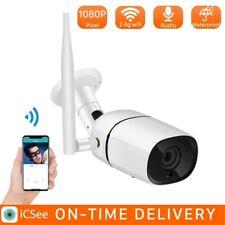 XMT201 1080P HD WIFI Waterproof Cam Two Way Audio Wireless Outdoor IP Camera