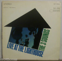 The Three Sounds/Live At The Lighthouse/Blue Note/BST84265/NM/RVG