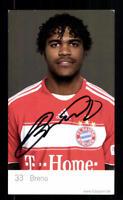 Breno Autogrammkarte Bayern München 2008-09 Original Signiert