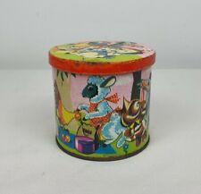 More details for vintage blue bird confectionery tin harry vincent ltd hunnington england