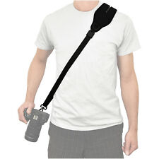 Precision Design Neoprene Sling Strap for Mirrorless ILC & Digital SLR Cameras