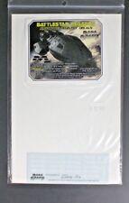 Para Grafix Battlestar Pegasus Alternate Registry Decals Item No. PGX171