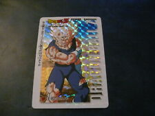 DRAGON BALL Z GT DBZ AMADA PP PART 25 CARD PRISM CARD 1127 VERSION HARD JAPAN NM