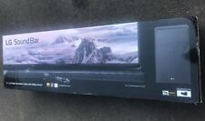 NEW LG - 5.1.2-Channel Hi-Res Audio Sound Bar with Wireless Subwoofer and Dolby