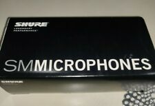 Shure SM48-LC Dynamic Microphone, Unidirectional, Mic bag, Cable tie. Brand New.