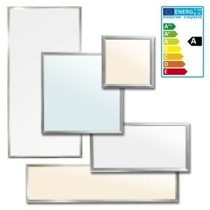 LED panneau plafonnier suspendu blanc chaud/neutre/froid 12W 18W 36W 42W 72W