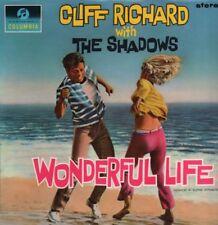 Cliff Richard & The Shadows(Vinyl LP)Wonderful Life-Columbia-SCX 3515-U-Ex/VG+