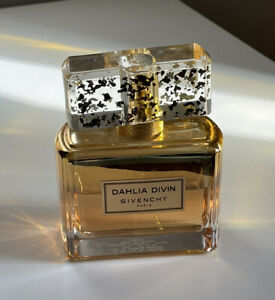 Givenchy Dahlia Divin Le Nectar Rare Discontinued Perfume 75ml *see Photos*