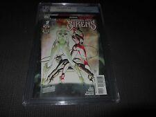 Gotham City Sirens 1 PGX 9.8, Harley Quinn, Poison Ivy (DC 2009)