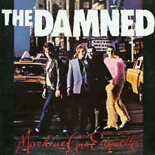 The Damned - Machine Gun Etiquette (CDHP 027)