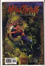Man-Thing Vol 3 1997 series # 2 cover A near mint comic book