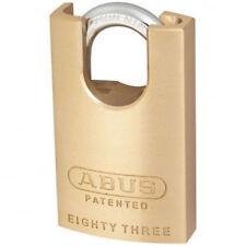 Abus Keyed Alike Padlocks Concealed Shackle Padlock-ABUS 83CS45NKA1-FREE POST!