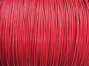 RED 28 AWG Gauge Stranded Hook Up Wire 25 FT UL1007 300 Volt