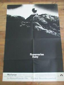 Filmposter Plakat Rosemary´s Baby Polanski
