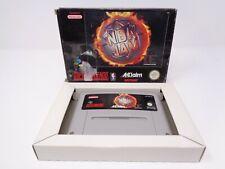 NBA Jam Tournament Edition Nintendo SNES PAL *Boxed*