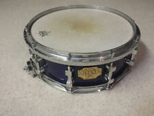 "Snare 14"" x 5,5"" *Premier Signia *Maple Wood *1990er *Gusseisener Spannring *GB"