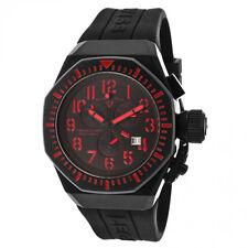 Swiss Legend 10540-BB-01-RDA Trimix Diver Chronograph Black Watch NEW in Box
