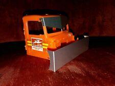 Model Semi Truck Kit Parts Aluminum Drop Visor and Bumper