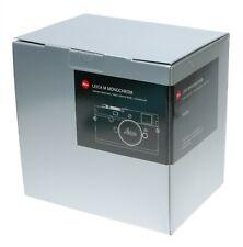 Leica M Monochrom Typ 246 Digital Rangefinder Camera 10930 MINT-