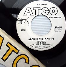 BEN E KING around the corner B/W that's what matters ATCO SOUL 45 w6177