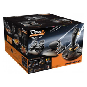 NEW Thrustmaster T.16000M FCS Flight Pack For PC TM-2960782