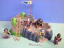 (M298.1) playmobil Set chevalier ref 4133