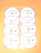DENEMETHY METHOD - 8 DVD SET - Bertalan de Nemethy - Equestrian Horse Jumping
