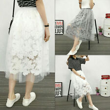 Tulle A-Line Skirts for Women