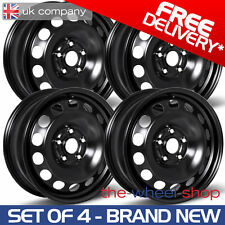 "16"" Renault Scenic 2009 - 2016 Winter Steel Wheels - New - Free Delivery"