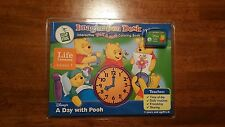 New Leap Frog Imagination Desk Disney A Day With Pooh Life Lesson 1 Winnie