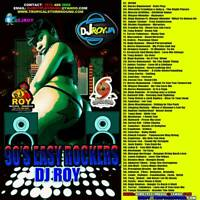Dj Roy - 90's Easy Retro Reggae Rockers & Dancehall Mixtape CD