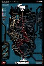 Anthony Petrie - Metroplasm - Ghostbusters - Gallery 1988