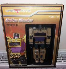 Unique Toys M-02 Gahz'ranka Transformers Masterpiece Swindle