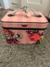 VICTORIA'S SECRET Travel Make Up Bag Case NWT