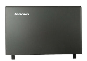LCD Back Cover Grey / Coque arrière écran gris Pour Lenovo Ideapad 100-15IBY