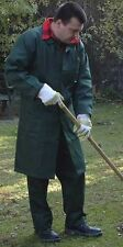 Gärtner Berufs Arbeits Garten - Kittel Mantel Jacke Karneval grün Gr. 46 (465)
