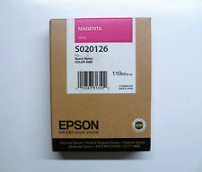 Epson S020126 magenta Stylus Color 3000 Pro 5000 110ml ------------- OVP 07/2013