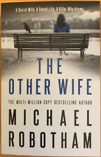 The Other Wife by Michael Robotham Paperback Signed
