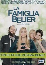 LA FAMIGLIA BELIER  DVD COMICO-COMMEDIA