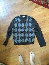 Bin#19   Banana Republic ** 85% Silk 15% Cashmere ** Size Large Mens Sweater