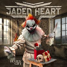 JADED HEART - Devil's Gift - Limit. Digipak-CD - 4028466910059