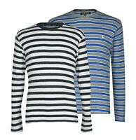 Mens Jack Wills Casual Stannington Waffle Long Sleeve T Shirt Sizes from S to XL