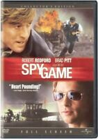 Spy Game (Full Screen Edition) -  EACH DVD $2 BUY AT LEAST 4
