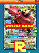 Tapu Bulu GX - Promo SM32 - for Pokemon TCG Online (DIGITAL ptcgo in Game Card)